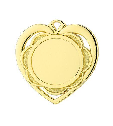 Hjerte medalje