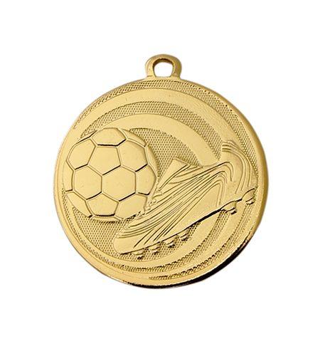 45mm fodbold medalje