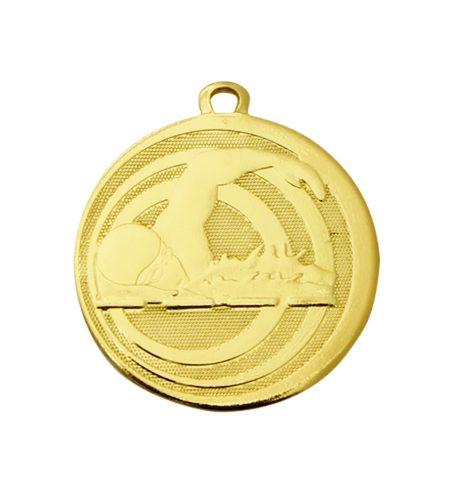 45mm medalje guld ME091