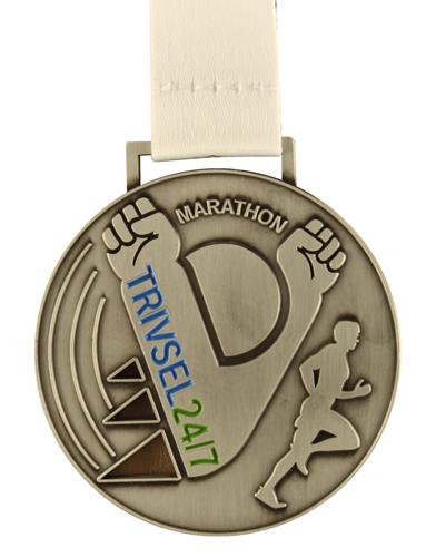 Special fremstillet medalje