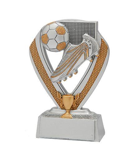Fodbold statuette RE044