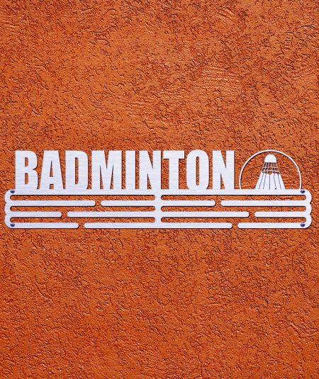 medalje ophæng badminton