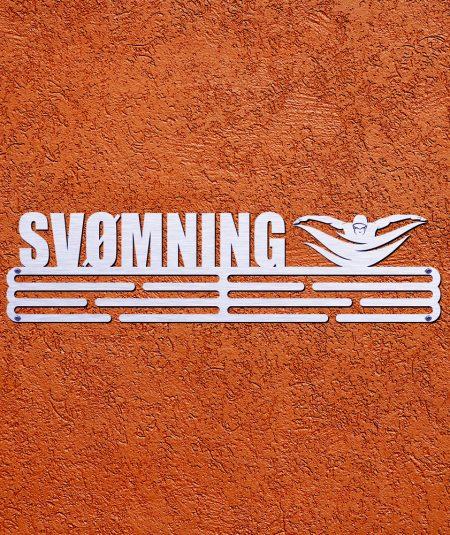 Medalje ophæng svømning