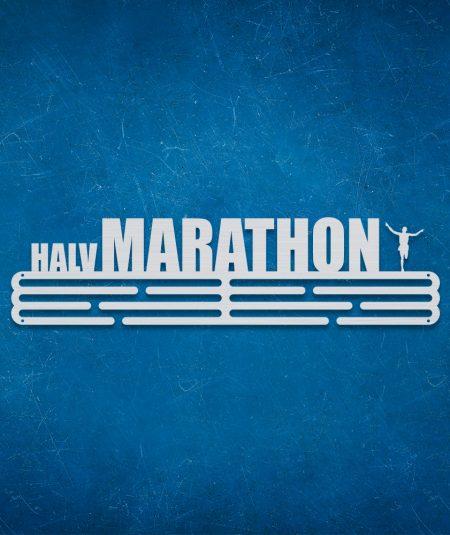 Medalje ophæng - Halvmarathon