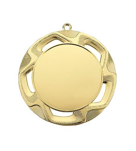70mm medalje ME054 i guld