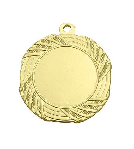 40mm medalje ME096 i guld