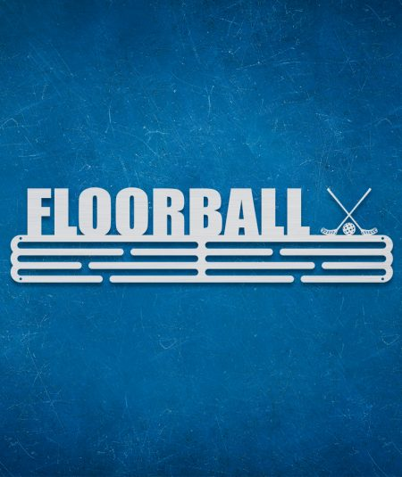 Medalje ophæng - Floorball