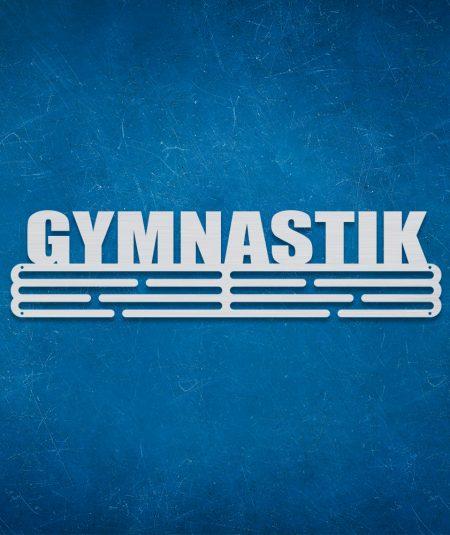 Medalje ophæng - Gymnastik