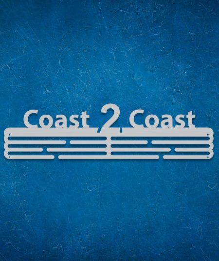 Medalje ophæng Coast2Coast