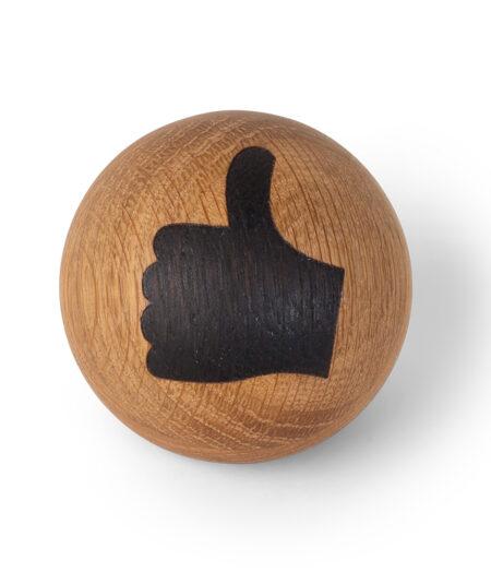 Thumps up emoji fra Spring Copenhagen