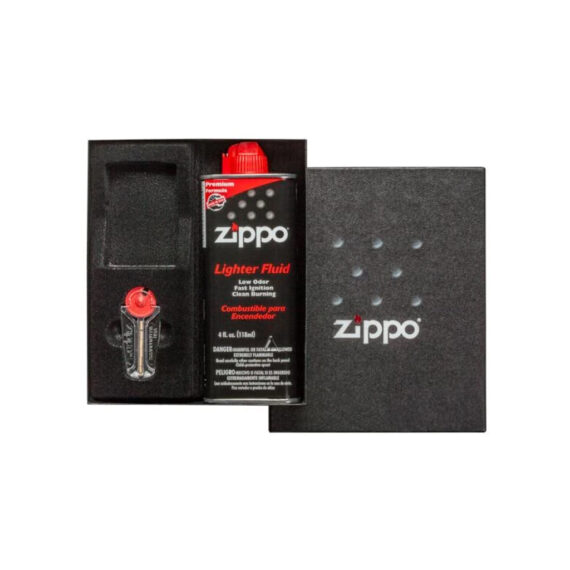 Zippo lighter gaveæske