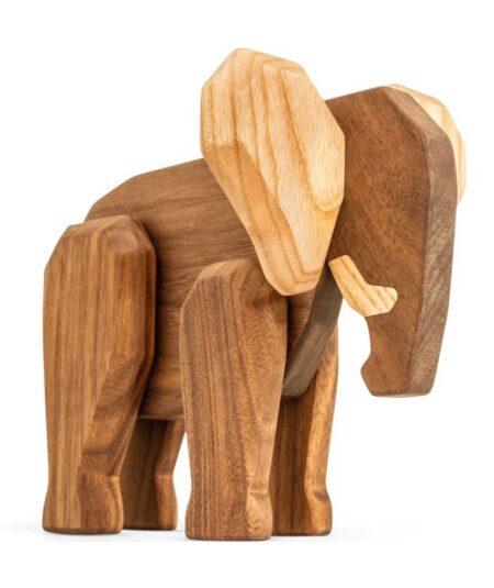 Far elefant fra fablewood