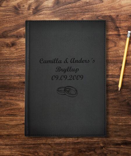 gæstebog til bryllup